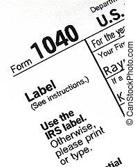 1040 macro - 1040 tax form macro