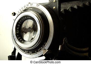 antique lens - camera lens