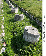 Stone array