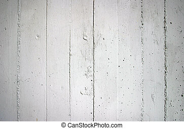 Concrete texture - Wooden formwork stamped on a concrete...