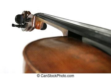 Cello - Isolated cello