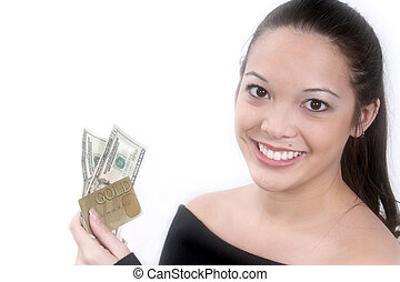 Cash Advance - Please Note: Credit card was created in...