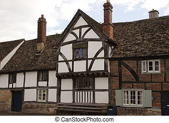 Elizabethan House - historic house in the National Trust...