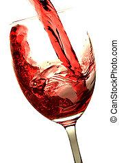 vermelho, vinho