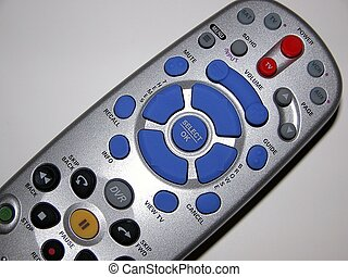 Remote Control - Taken at home