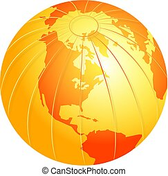 Golden Globe - golden globe design