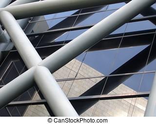 Modern Architecture -- detail