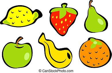 Fruit - fruit collection