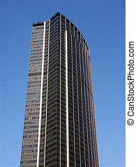 Tour Montparnasse - Montparnasse tower, Paris (France)