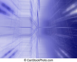 Abstract View of Structure