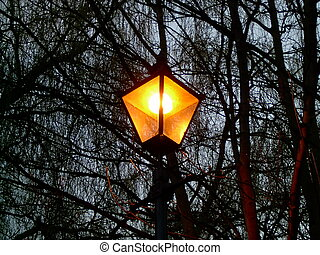 Light - english Street Lamp