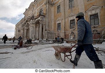 Konstantinovsky palace - Vladimir Putins president residence...