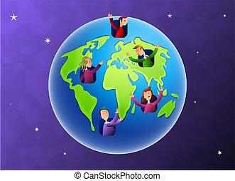 Earth Dwellers