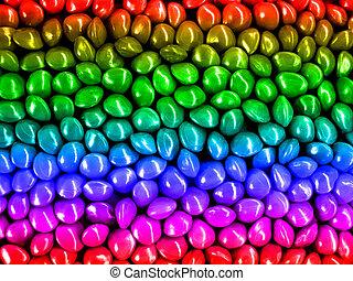 Rainbow Seeds - Background - Rainbow Seeds