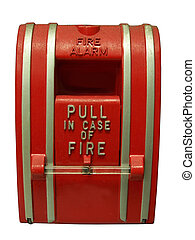 In Case Of Fire - isolation of fire alarm