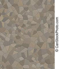 Stone Floor - Beige stone floor