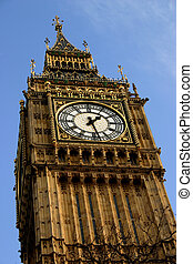Big Ben II - Closeup of Big Ben