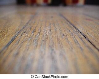Hardwood grain