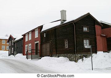 Old Norwegian Street