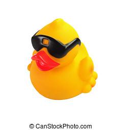 caoutchouc,  duckie