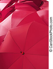 Umbrellas - Abstract - Umbrellas