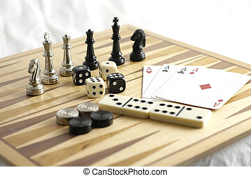 games 2 - game pieces