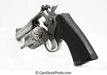 rueda, arma de fuego