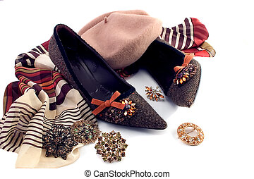 Essentials - Designer shoes and accessories for those of us...