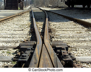 Rail Crossing - Rail Cross Bars