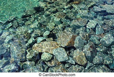Clear Water at Lagoon
