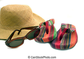 Summer Shade - A few essentials for Day in the Sun
