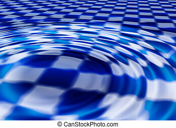 Checkerboard Background - Abstract Checkboard Pattern...
