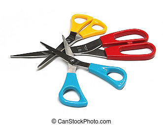 Stationery - Scissors - Stationery - Colorful Scissors