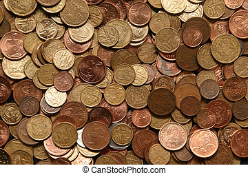 Coins - Heap of coins