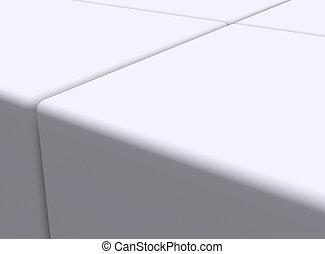 cubos, macro