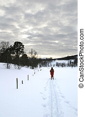 Cross Country Skiing - Mountain Skiing