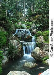 waterfall III - waterfall