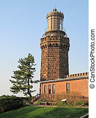 Old Light House - This is the old lighthouse in Atlantic...