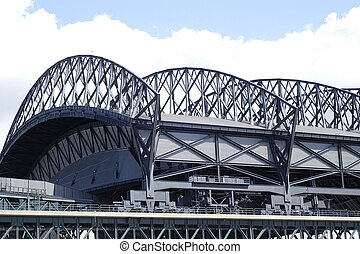 rectractable roof - safeco field roof