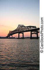 panna, Rzeka, Most