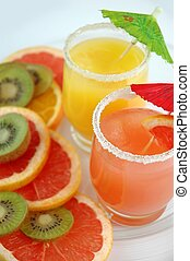 Orange Drink - Orange and Grapefruit drink