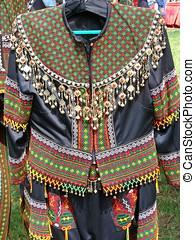 Aborigine Dress - Taiwanese Aborigine Dress