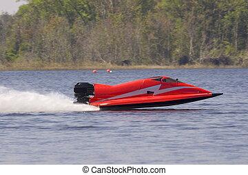 Boat - Race boat