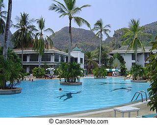 Swimming Pool - Koh Phi-Phi Island