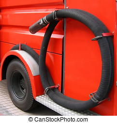 Fire Engine - Detail