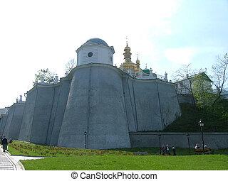 Lavra - Cavernal Monastery in Kiev.