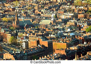 Boston afternoon