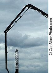 Bleak construction