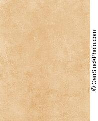 Parchment Paper - Antique parchment paper texture.