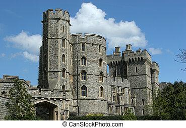 Windsor Castle 2 - Windsor castle one of the official...